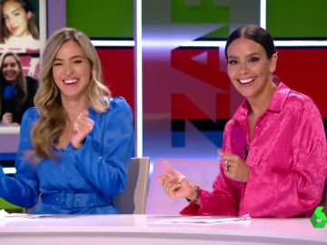 Los espectaculares vestidos de Isabel Forner y Cristina Pedroche: así homenajean a ABBA al ritmo de Waterloo