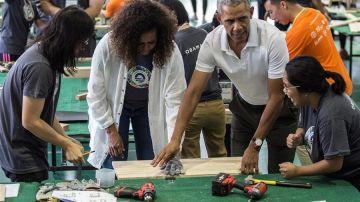 ¿Qué hace en la actualidad Barack Obama? Esta es la agenda del 44º presidente de los EEUU