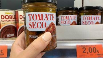 Así es el nuevo tomate seco que triunfa en Mercadona: apto para una dieta sana y también para nuestro peso