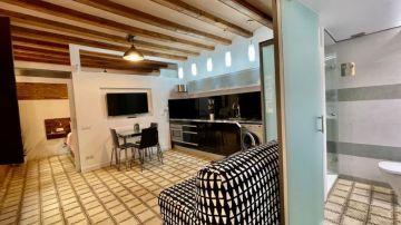 Una de las viviendas ofertadas ubicada en Barcelona