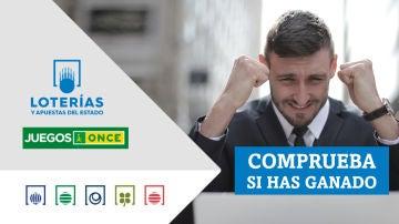 Comprobar Lotería   Resultados de Gordo de la Primitiva, Sueldazo de la ONCE, Triplex y Super ONCE del domingo 24 de octubre de 2021
