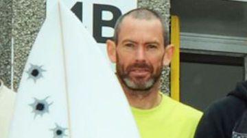 El exsurfista Lee Bartlett