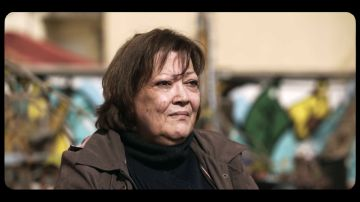 """La denuncia de Marga Rivas ante los desahucios: """"No puede ser que te quedes sin casa y con una deuda impagable"""""""