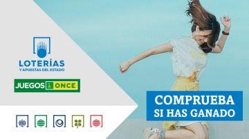 Primitiva, Lotería Nacional, Bonoloto, Sueldazo de la ONCE, Triplex y Super ONCE | Comprobar los resultados del sábado 23 de octubre