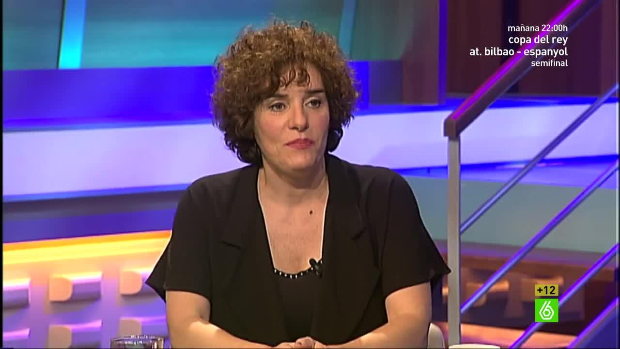 """Anabel Alonso Tetas anabel alonso: """"soy una mujer conocida por su cerebro y por sus tetas"""""""