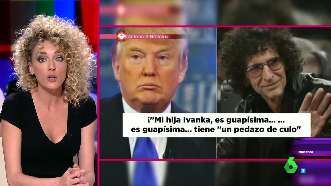 Anna Simon Culo un repaso por las barbaridades que ha dicho donald trump, the king of the  'bocachanclin'