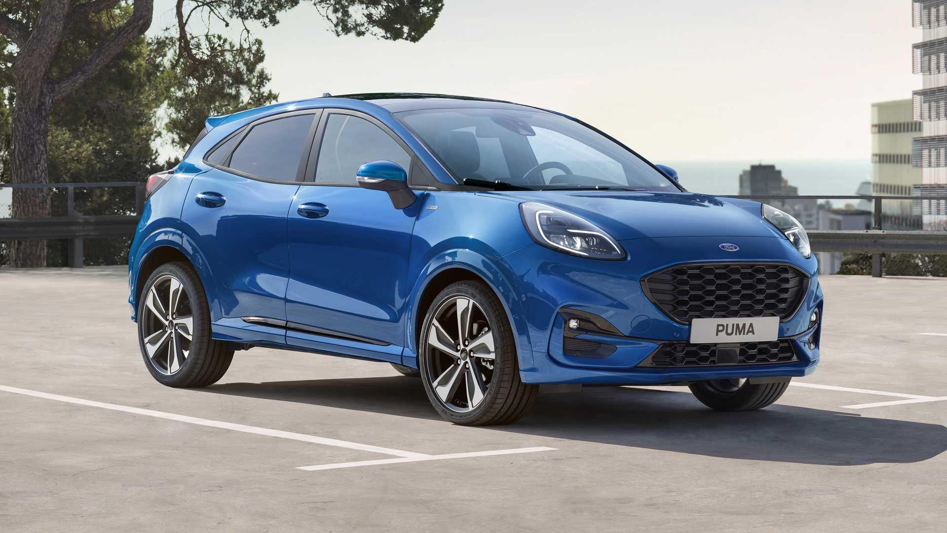 Suavemente precoz simpatía  Ford ya admite pedidos del nuevo Ford Puma en España | CENTIMETROS CUBICOS