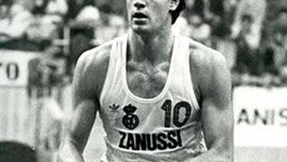 Fernando Martín, primer español en la NBA