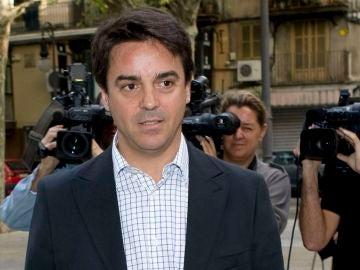 Rodrigo de Santos, exconcejal del PP de Palma