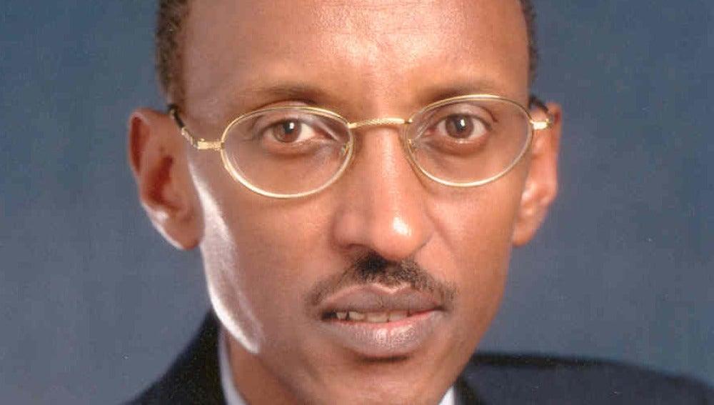 El presidente de Ruanda, Paul Kagame