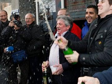 El Gordo de la Lotería de El Niño cae en Madrid