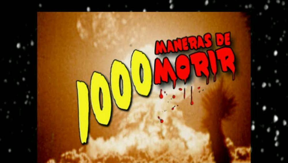 1000 maneras de morir-logo
