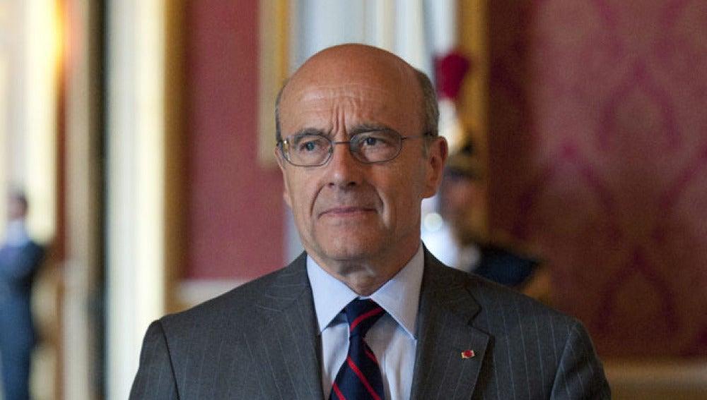 Alain Juppé, exministro de Exteriores francés