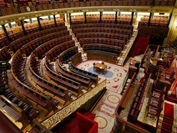 El Congreso vacío durante la campaña electoral