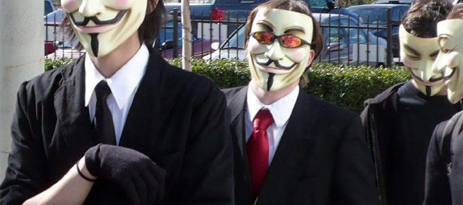El PP denuncia a Anonymous por filtrar su contabilidad en internet