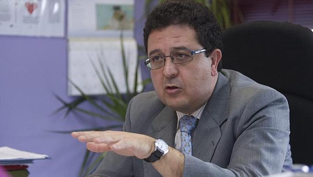 El juez Francisco Serrano