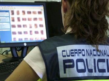 Operación internacional contra la pornografía infantil