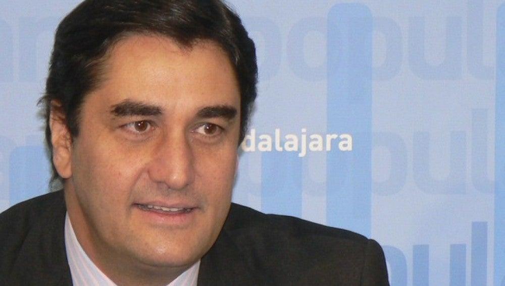 José Ignacio Echániz, Consejero de Sanidad y Asuntos Sociales de Castilla La Mancha