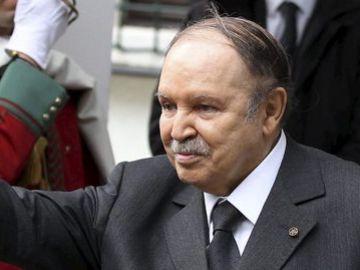 Abdelaziz Buteflika, presidente de Argelia