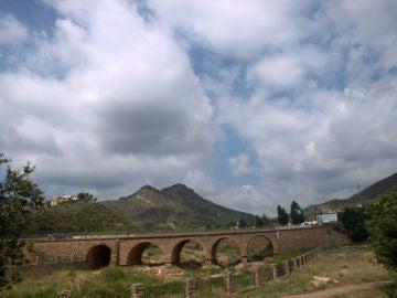Imagen de archivo de la Sierra de Espadán