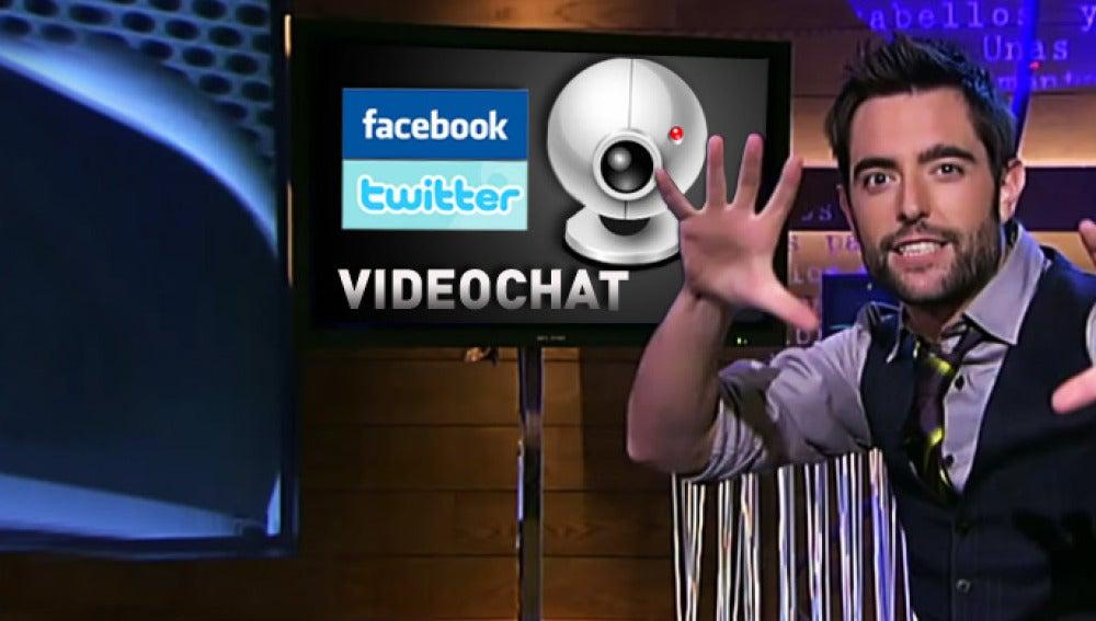 Top - Dani Mateo -Videochat