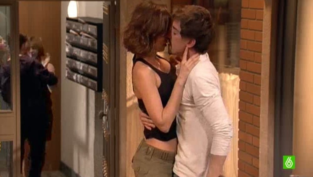 El casi beso entre Jorge y su ex pillados por Ana