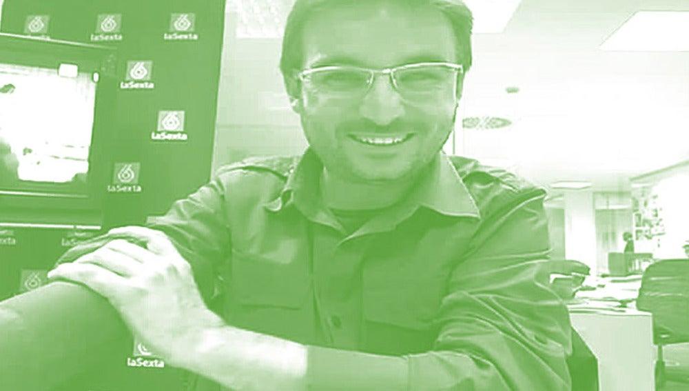 Videochat Jordi - Pregunta de internautas