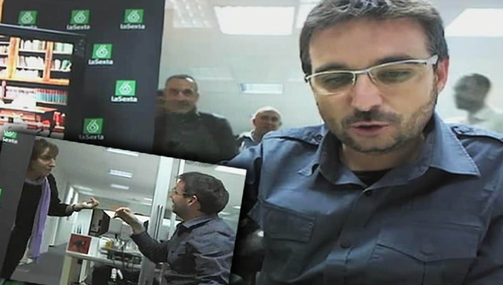 Videochat Jordi - Los Jefes