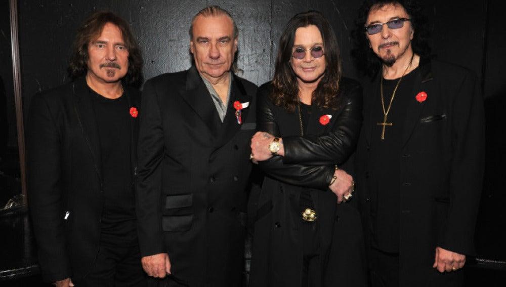 Black Sabbath se reunen