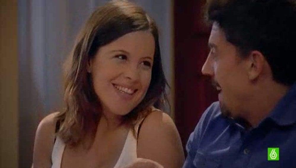 Natalia se hace mayor y el deseo por Jorge se hace inevitable