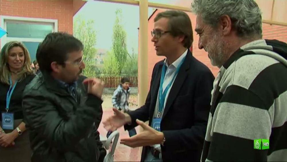 Imagen Jordi acepta la tarjeta del PP a cambio de que el alcalde de Boadilla proponga quitar la calle del Generalísimo