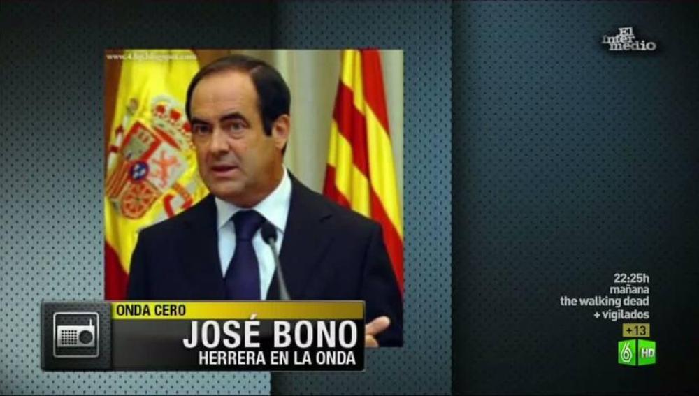Imagen Jose Bono viva España