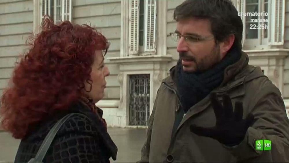 Imagen Jordi Évole: ¡Cómo se pasó Rajoy con el Rey subiendo el IRPF!
