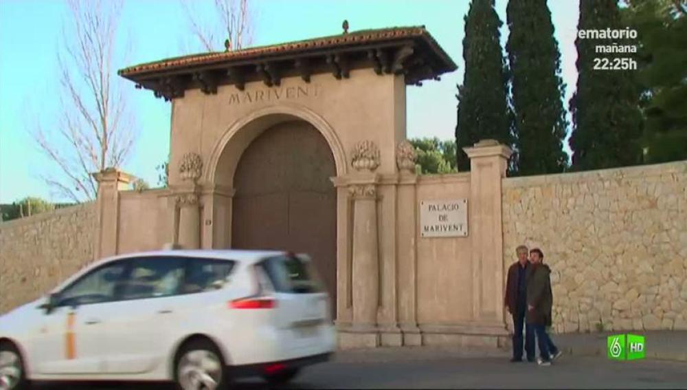 Imagen 1,8 millones le cuesta al Gobierno Balear el mantenimiento del palacio Marivent
