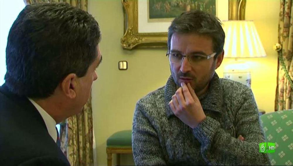 Imagen Hace más de dos años que el juez le preguntó por su relación profesional con Urdangarín