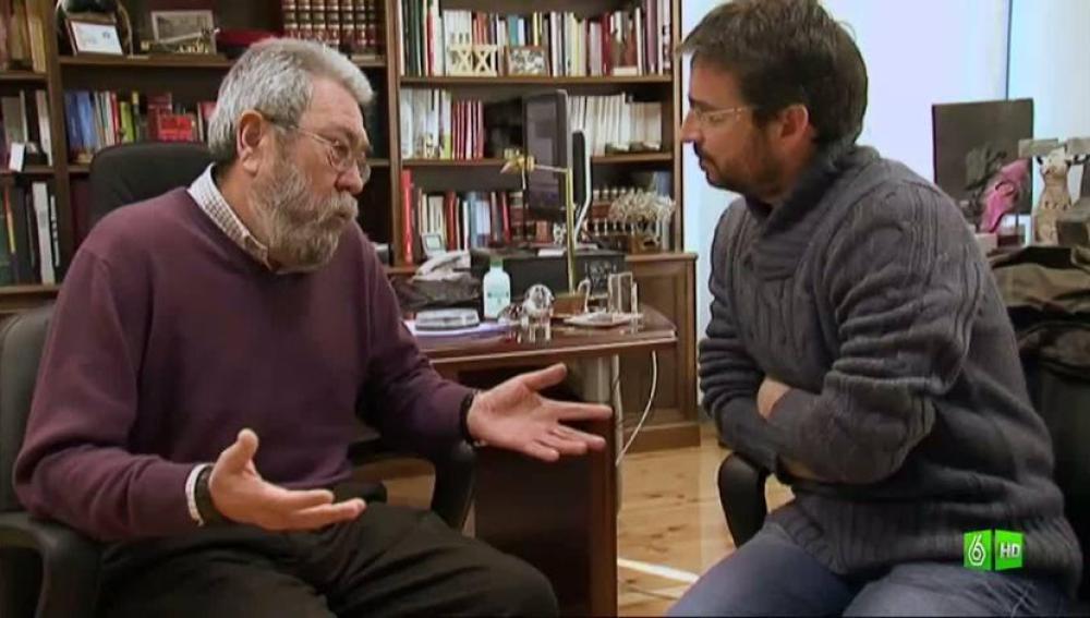 Imagen Entrevista completa a Cándido Méndez