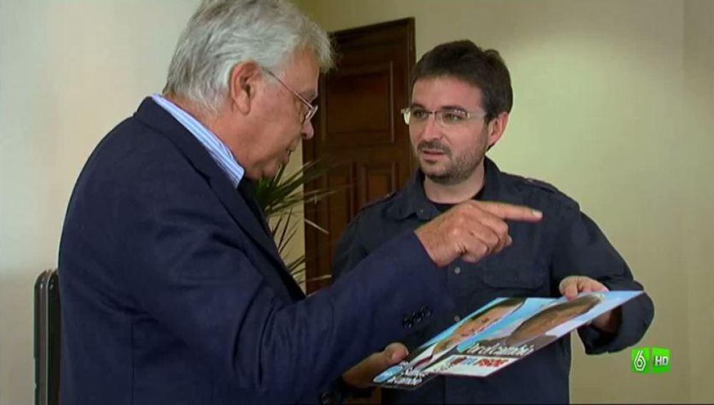 Imagen La España en la que Felipe ganó las elecciones