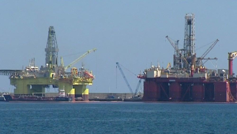 Canarias pide a los tribunales permiso para buscar petróleo