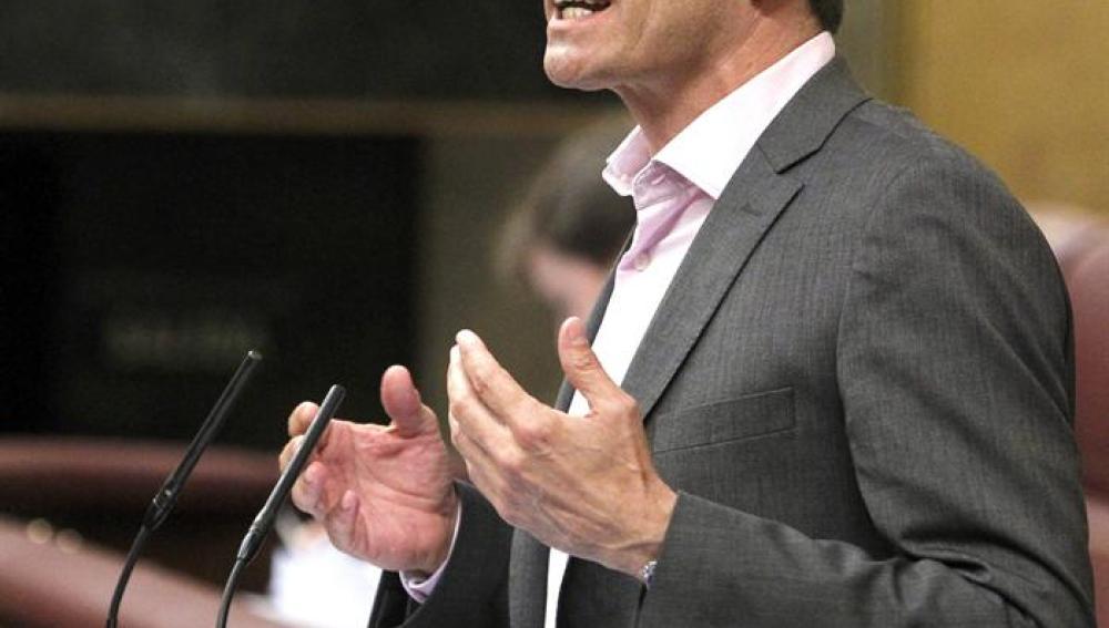 Toni Cantó, en el Congreso