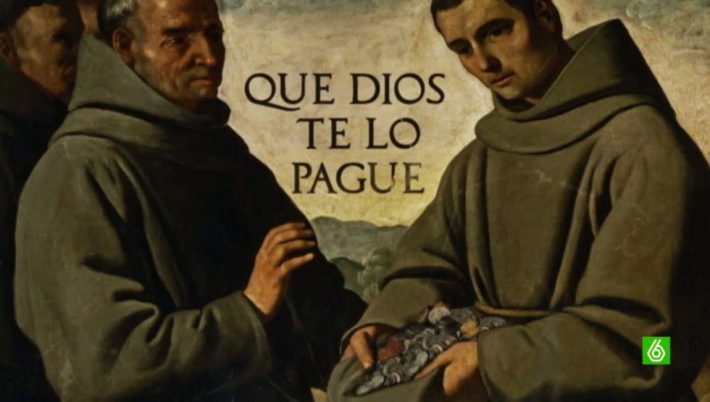 Captura Que Dios te lo pague