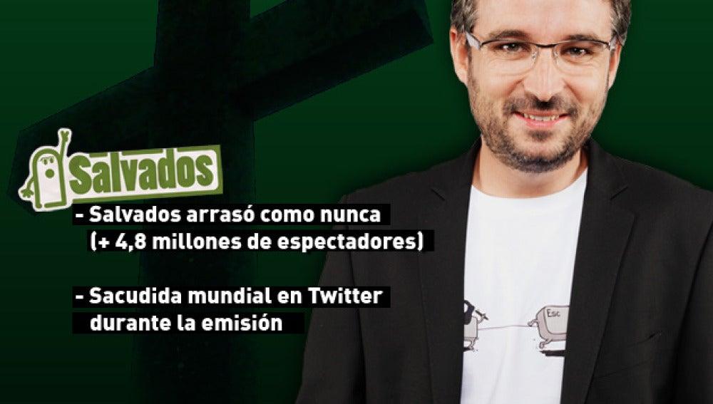 Jordi Évole - Noticia comunicación
