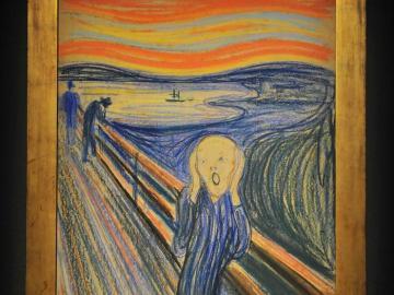 El Grito de Munch