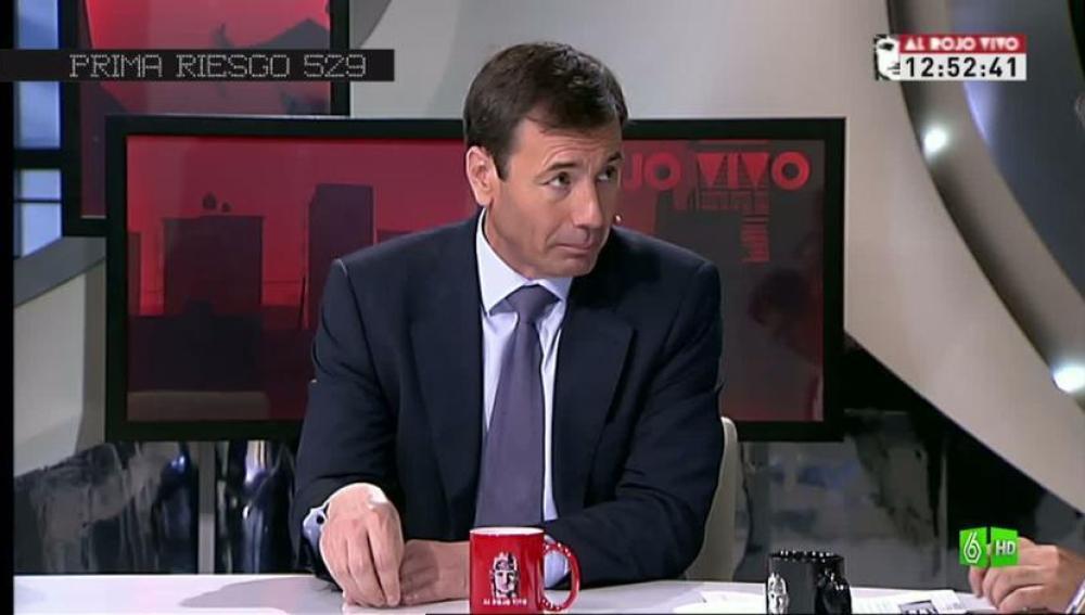 Imagen Tomás García secretario general PSM