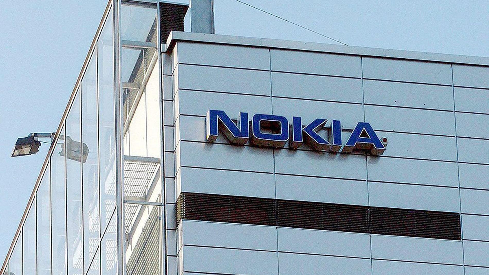 Sede de Nokia en Spoo, Finlandia