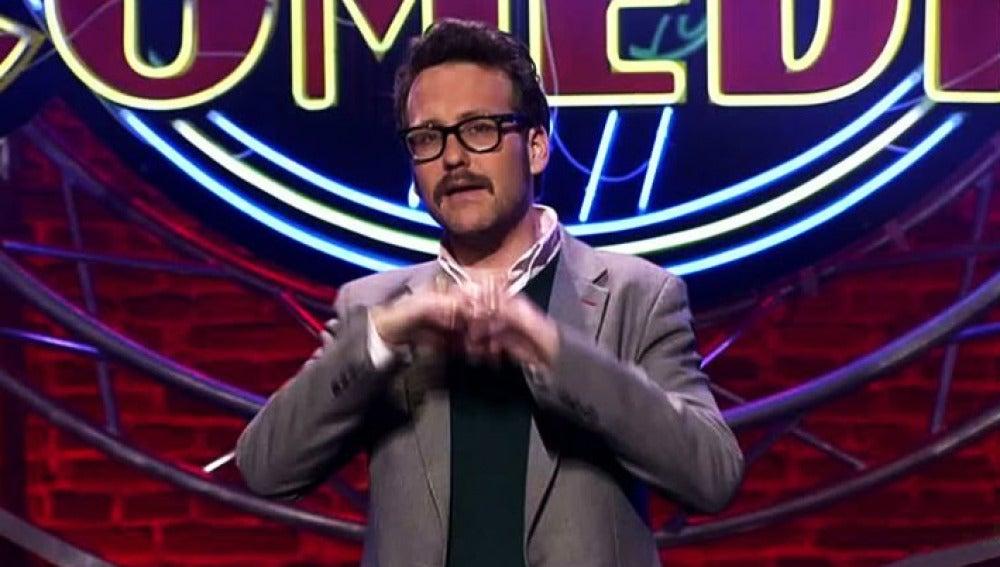 IPAD - Joaquin Reyes El Club de la Comedia