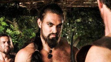 Khal Drogo de 'Juego de Tronos'
