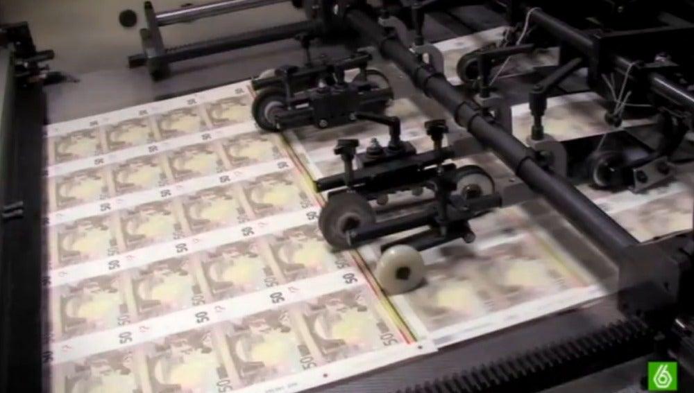 Los españoles temen una ruptura del euro