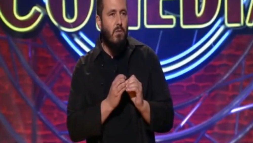 Ricardo Castella en 'El Club de la Comedia'