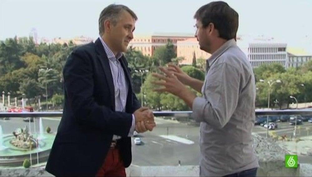 """Rubén Manso : """"La actuación del Banco de España ha sido muy poco seria"""""""