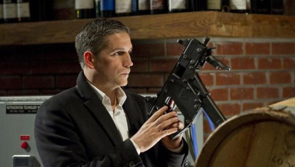 John, un experto en combate y en manejo de armas